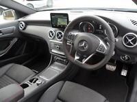Mercedes-Benz A Class A 180 D AMG LINE PREMIUM (grey) 2017-07-03