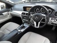 Mercedes-Benz C Class C220 CDI BLUEEFFICIENCY AMG SPORT (black) 2014-03-19