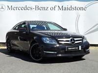 Mercedes-Benz C Class C250 CDI AMG SPORT EDITION (black) 2014-05-23