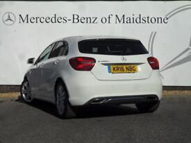 Mercedes-Benz A Class A 200 D SPORT PREMIUM (white) 2016-06-07