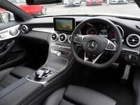 Mercedes-Benz C Class C 250 D AMG LINE PREMIUM PLUS (silver) 2016-06-03