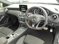 Mercedes-Benz A Class A 200 AMG LINE (silver) 2017-05-05