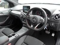 Mercedes-Benz B Class B 180 D AMG LINE PREMIUM (grey) 2017-04-11