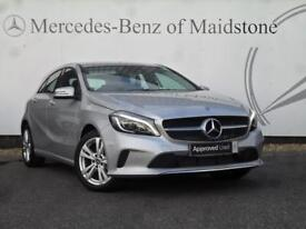 Mercedes-Benz A Class A 180 D SPORT PREMIUM 2017-09-30
