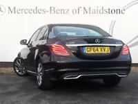 Mercedes-Benz C Class C220 BLUETEC SPORT (black) 2014-11-21