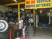 TYRE FITTER NEEDED URGENTLY ,EMPLYEE NEEDED IN OUT TYRE SHOP