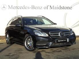 Mercedes-Benz E Class E350 BLUETEC AMG SPORT (black) 2013-02-09