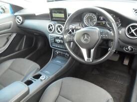 Mercedes-Benz A Class A180 CDI BLUEEFFICIENCY SE (blue) 2014-09-30