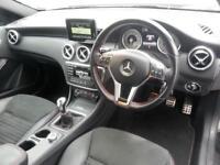 Mercedes-Benz A Class A180 CDI BLUEEFFICIENCY AMG SPORT (black) 2015-03-30