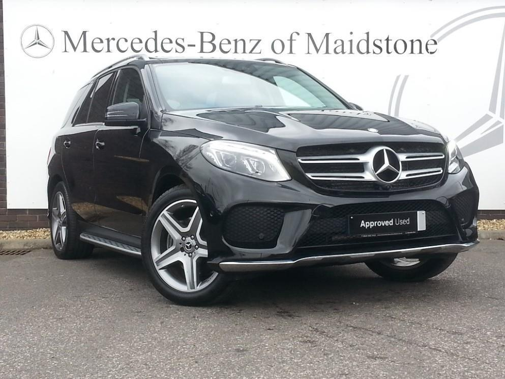 mercedes benz gle class gle 350 d 4matic amg line premium black 2017 03 27 in maidstone. Black Bedroom Furniture Sets. Home Design Ideas