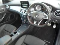 Mercedes-Benz CLA CLA 220 D AMG LINE (red) 2016-05-24