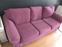 Super soft 3 seater fabric sofa low price!!!