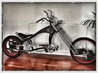 Schwinn Stingray Spoiler adult chopper bicycle
