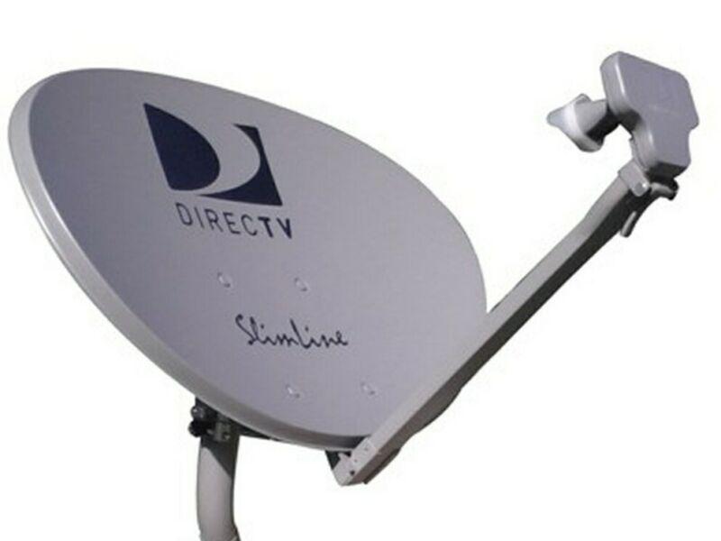 DIRECT TV SATELLITE DISH SWM3