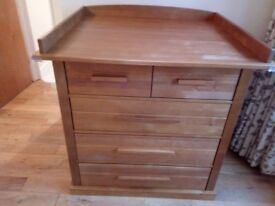 John Lewis Chest of Drawers / Dresser - Very good condition