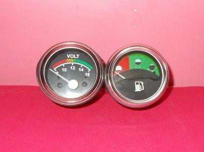 Massey Ferguson Mf Volt Meter Fuel Gauge For 230 235240243245250253263
