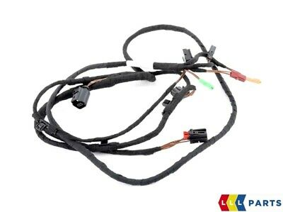 NEW GENUINE VW PASSAT CC 2012-2016 REAR TRUNK BOOT WIRING HARNESS 3C8971182G