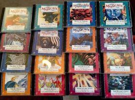 16 Magical Music Box CDs