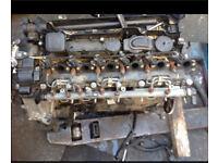 Bmw 5 Series 2005 E60 530 Diesel Engine