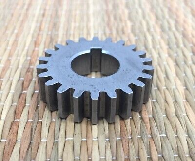 Atlas Craftsman 10 12 Metal Lathe Quick Change Gearbox 22 Tooth Gear 10-1517