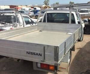 NISSAN NAVARA D22 ALLOY TRAY GENUINE NISSAN STOCK NO:N0114 Wingfield Port Adelaide Area Preview