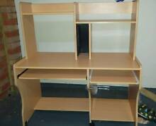 Urgent: Computer Table Glenfield Campbelltown Area Preview