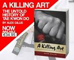 ITF Taekwon-Do boek A Killing Art