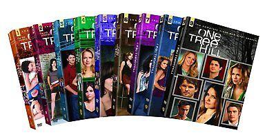 One Tree Hill: The Complete Series Seasons 1-9 DVD Bundle Set 1 2 3 4 5 6 7 8 9