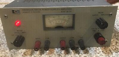 Hewlett-packard Power Supply-amplifier Harrison 6823a