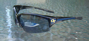 NCAA Sunglasses ( Full Sport 2nd Edition ) Black Frame Official licensed
