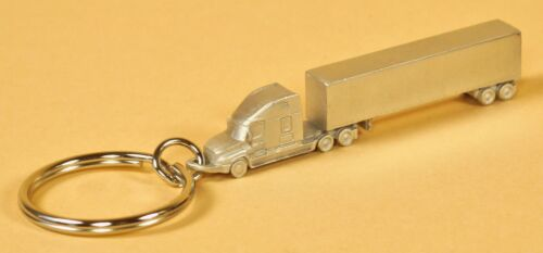 Truck driver gift semi keychain million mile safe driver award truckers gifts