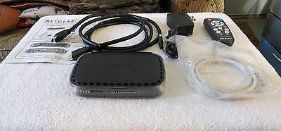 Netgear Digital Entertainer Live Eva2000 Digital Hd Media Streamer With Remote