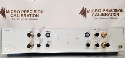 Agilent N5260a Vna Mm- Head Controller W Vna Extenders 75-110ghz