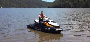 2014 Sea Doo Gtr 215 - SUPERCHARGED 215HP Hornsby Hornsby Area Preview