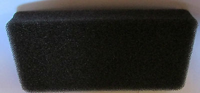 2x Schwammfilter Filter Filtermatte Wärmepumpentrockner Gorenje D7465 SP-10 /320