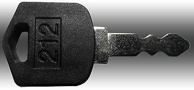 Daewoo Doosan Forklift Heavy Equipment Ignition Keys 55