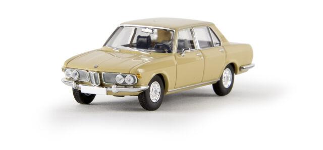 Brekina 13601 H0 BMW 2500 Limousine NEU-OVP