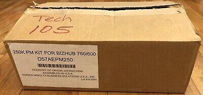 Konica Minolta Bizhub 750600 Maintenance Kit D57aepm250