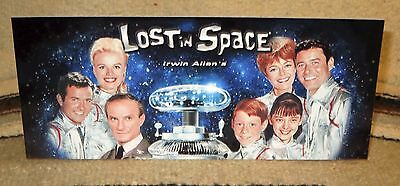 """""""Lost in Space"""" Science Fiction TV Show Tabletop Display Standee 11"""" Long"""