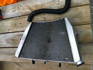 GSXR1000 07-08 COMPLETE RADIATOR AND FAN WITH HOSE Windsor Region Ontario image 6