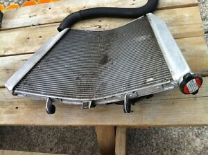 GSXR1000 07-08 COMPLETE RADIATOR AND FAN WITH HOSE Windsor Region Ontario image 8