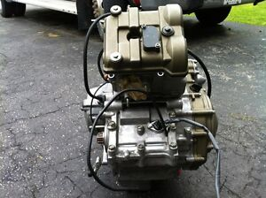 2006 HONDA RC51 MOTOR WITH ONLY 6700KMS Windsor Region Ontario image 2