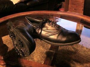Men's Golf Shoes Size 10