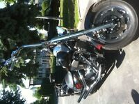 CHOPPER SUZUKI INTRUDER 1500 1998 OLD SCHOOL