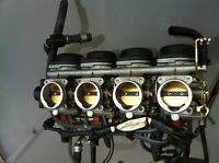 YAMAHA R6R 05 CARBURATORS