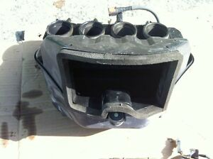 KAWASAKI ZX636R 05-06 FUEL INJECTION RACK AND AIR BOX COMPLETE Windsor Region Ontario image 7