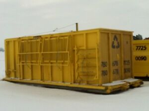 Rolloff Bin Services, Metal or Garbage Dumpsters