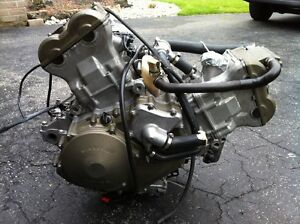 2006 HONDA RC51 MOTOR WITH ONLY 6700KMS