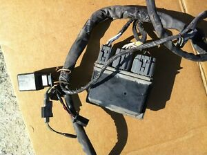 KAWASAKI ZX636R 05-06 COMPLETE ELECTRICAL HARNESS Windsor Region Ontario image 3