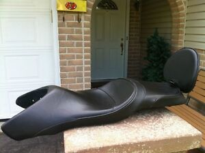 CBR600F4 99-00 CORBIN SEAT WITHOUT THE BACK REST Windsor Region Ontario image 4